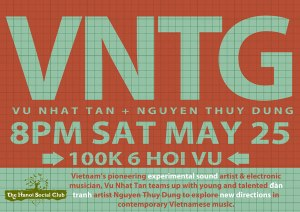 Vu Nhat Tan Group at Hanoi Social Club.