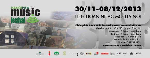 Domdom continues to expand the experimental music and art scene in Hanoi with its New Music festival.